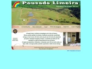 Thumbnail do site Pousada da Limeira