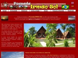 Thumbnail do site Pousada Irmão Sol
