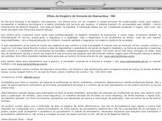 Thumbnail do site Registro Imobiliário - Carlos Eduardo Cesar