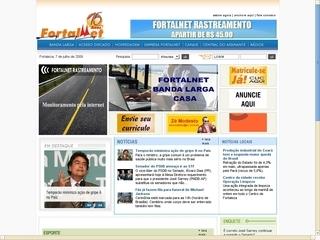 Thumbnail do site Fortalnet