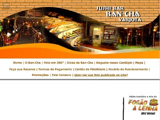 Thumbnail do site Sushi-Bar Ban Cha