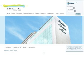 Thumbnail do site Hotel Beira Mar