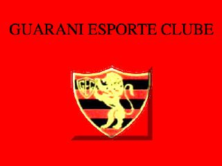 Thumbnail do site Guarani Esporte Clube