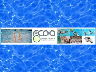 Thumbnail do site FCDA - Federação Cearense de Desportos Aquáticos