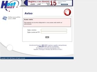 Thumbnail do site FCV - Federação Cearense de Voleibol