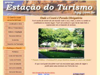 Thumbnail do site Estação de Turismo - Onde o Ceará é Parada Obrigatória !