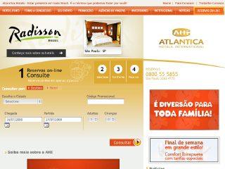 Thumbnail do site Comfort Hotel Fortaleza ***