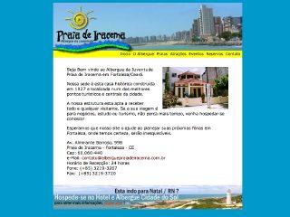 Thumbnail do site Albergue da Juventude Praia de Iracema