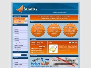 Thumbnail do site BrisaNet