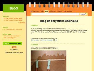Thumbnail do site Arte & Vida