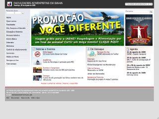 Thumbnail do site Faculdade Adventista da Bahia