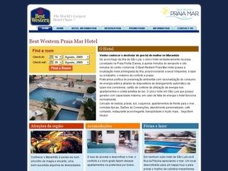 Thumbnail do site Hotel Praia Mar Best Western