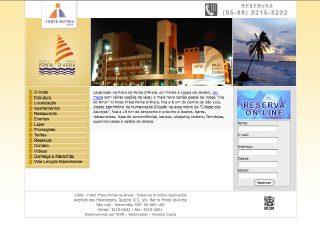 Thumbnail do site Hotel Ponta D