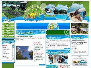Thumbnail do site Schalom Haras Clube