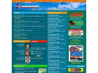 Thumbnail do site Federação Maranhense de Tiro Esportivo