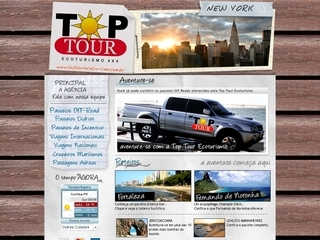 Thumbnail do site Top Tour Ecoturismo