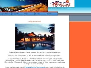 Thumbnail do site Pousada Rancho dos Lençóis
