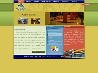 Thumbnail do site Brisamar Hotel ****