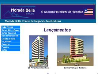 Thumbnail do site Morada Bella Centro de Negócios Imobiliários