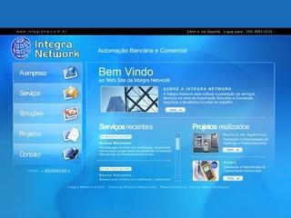 Thumbnail do site Integra network