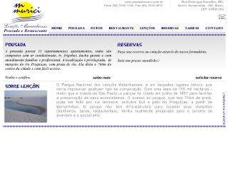 Thumbnail do site Pousada e Restaurante Murici