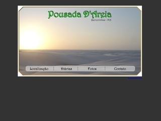 Thumbnail do site Pousada D