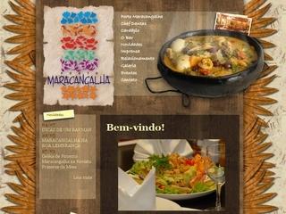 Thumbnail do site Restaurante Porto Maracangalha