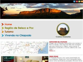 Thumbnail do site Chapada-Diamantina.info