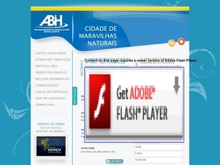 Thumbnail do site ABIH - Regional Oeste do Paraná