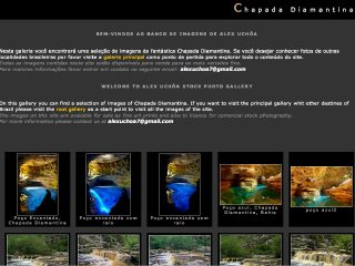 Thumbnail do site Fotos da Chapada Diamantina