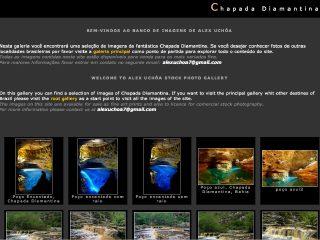 Thumbnail do site Fotos da Chapada Diamantina