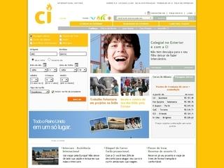 Thumbnail do site Central de Intercâmbio de Londrina
