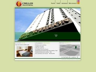 Thumbnail do site Crillon Palace Hotel