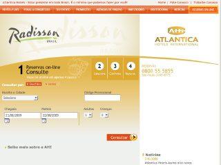 Thumbnail do site Hotel Comfort Suites Londrina