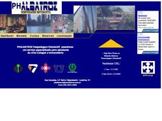 Thumbnail do site Albatroz Hospedagem Estudantil