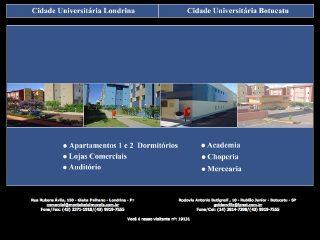 Thumbnail do site Cidade Universitaria Londrina