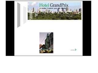 Thumbnail do site Hotel Grand Prix