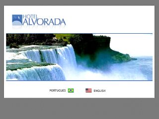Thumbnail do site Hotel Alvorada