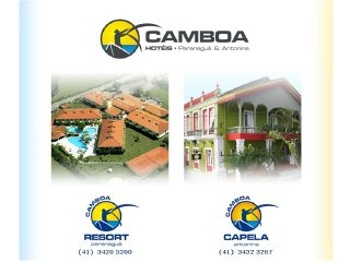 Thumbnail do site Camboa Capela Hotel