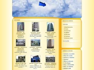 Thumbnail do site Evidência Imobiliária