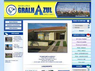 Thumbnail do site Imobiliária Gralha Azul