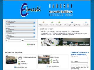 Thumbnail do site Iareski Imóveis