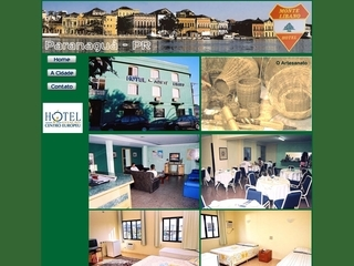 Thumbnail do site Hotel Monte Libano