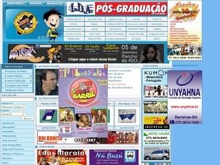 Thumbnail do site Centro de Treinamento Elano Evangelista