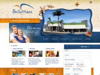 Thumbnail do site Hotel Bello Mare ***