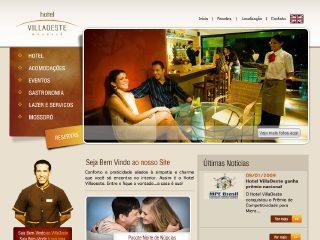 Thumbnail do site Hotel Villaoeste