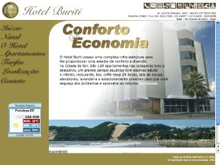 Thumbnail do site Hotel Buriti