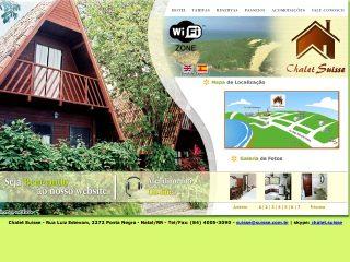 Thumbnail do site Apart-hotel Chalet Suisse