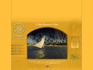 Thumbnail do site Manary Praia Hotel ****