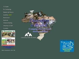 Thumbnail do site Camping Clube do Brasil - Natal